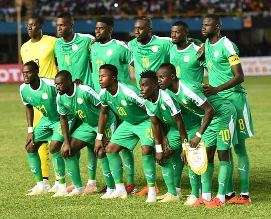 EQUIPE NATIONALE DU SENEGAL - Onze d'Afrik - L'actualité du football