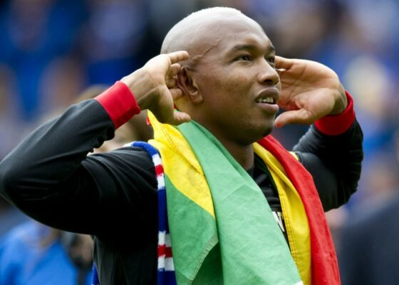 El Hadji Diouf iconsport sns 150511 45 11 - Onze d'Afrik - L'actualité du football