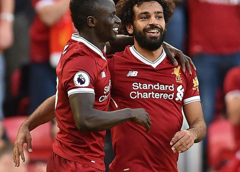 Mohamed Salah et Sadio Mane Magazine InAfrik 1024x610 1 - Onze d'Afrik - L'actualité du football
