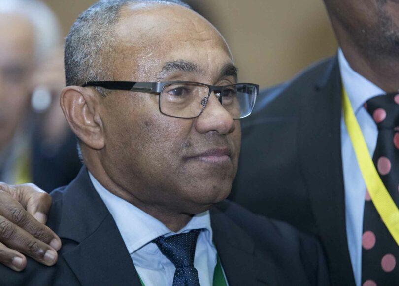ahmad ahmad - Onze d'Afrik - L'actualité du football