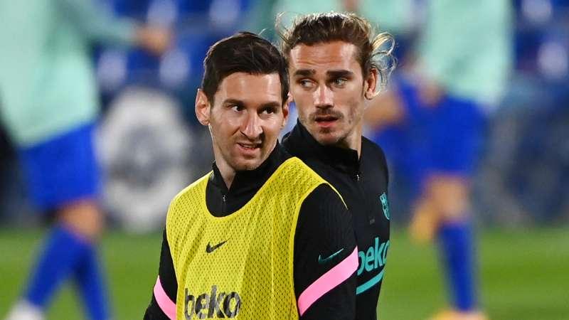 lionel messi antoine griezmann barcelona 2020 cfe9pyvd62p31csc6katmmlpe - Onze d'Afrik - L'actualité du football