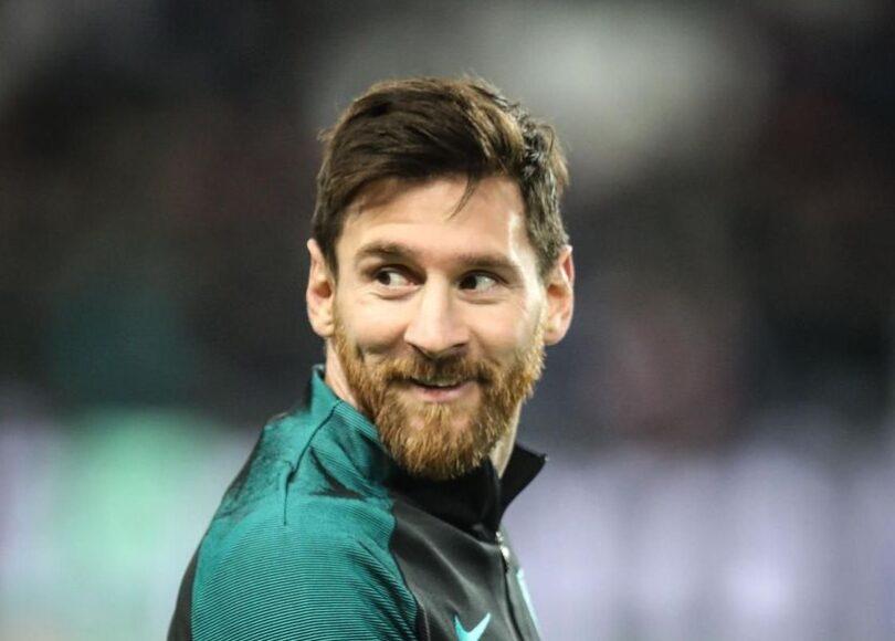 Lionel Messi - Onze d'Afrik - L'actualité du football