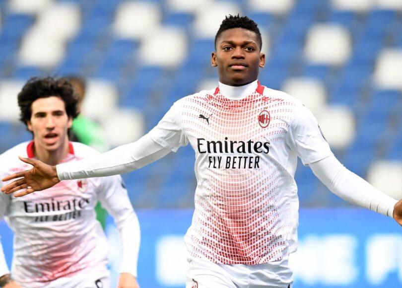 Rafael Leao - Onze d'Afrik - L'actualité du football