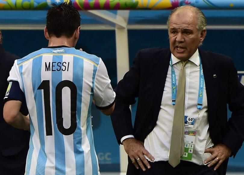 alejandro sabella avec messi comme chef d orchestre pourra t il mener l argentine au titre 1579514158 - Onze d'Afrik - L'actualité du football