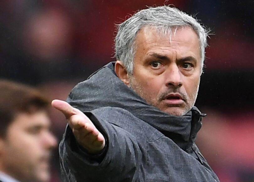 jose mourinho - Onze d'Afrik - L'actualité du football
