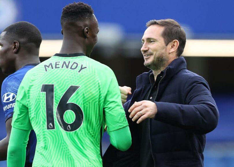 lampard mendy - Onze d'Afrik - L'actualité du football