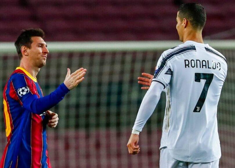 messi ronaldo 1 - Onze d'Afrik - L'actualité du football