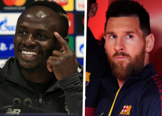 sadio mane lionel messi tq0hzqvtbmcc1ts4k13bthwwk - Onze d'Afrik - L'actualité du football