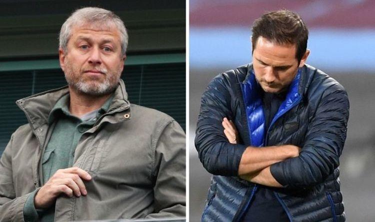 Ebene Magazine Roman Abramovich de Chelsea publie une deacuteclaration sur lappel difficile agrave limoger Frank Lampard - Onze d'Afrik - L'actualité du football