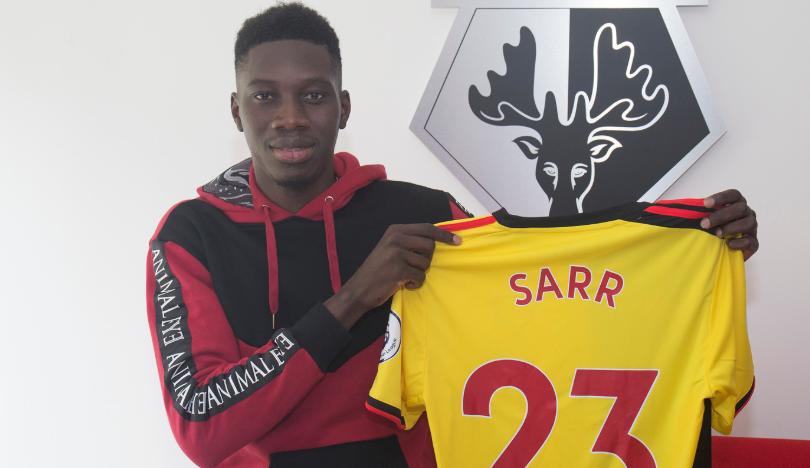 Ismaila Sarr - Onze d'Afrik - L'actualité du football
