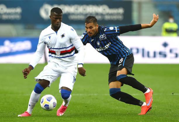 Keita Balde Sampdoria Atalanta 2 - Onze d'Afrik - L'actualité du football