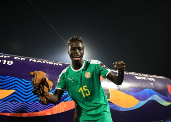 Krepin Diatta 1 - Onze d'Afrik - L'actualité du football