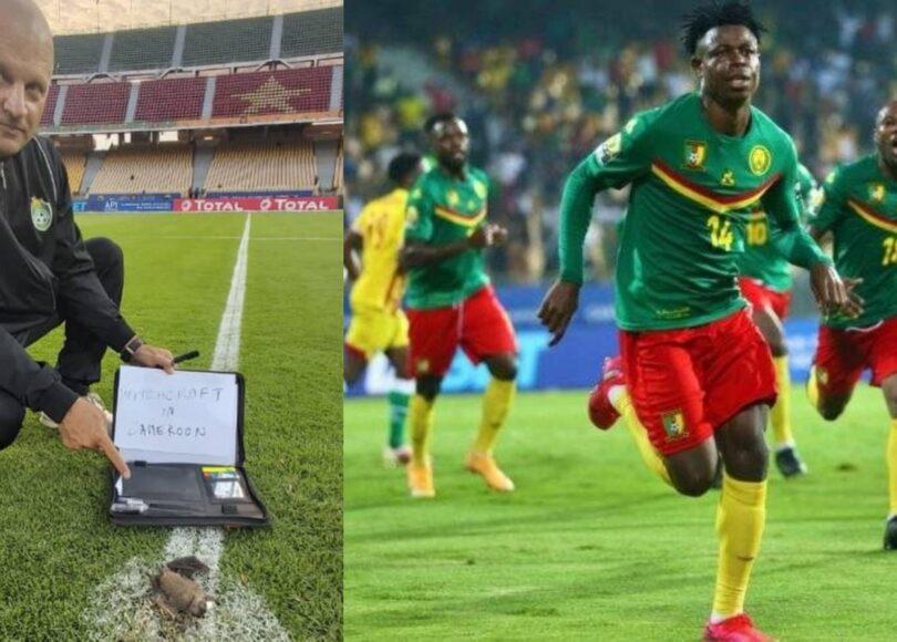 Untitled collage 24 - Onze d'Afrik - L'actualité du football