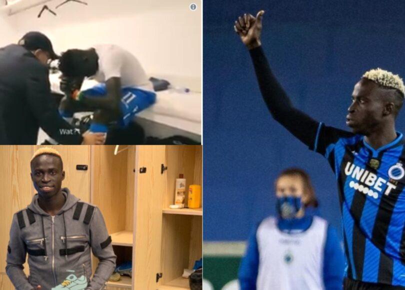 Untitled collage 30 - Onze d'Afrik - L'actualité du football
