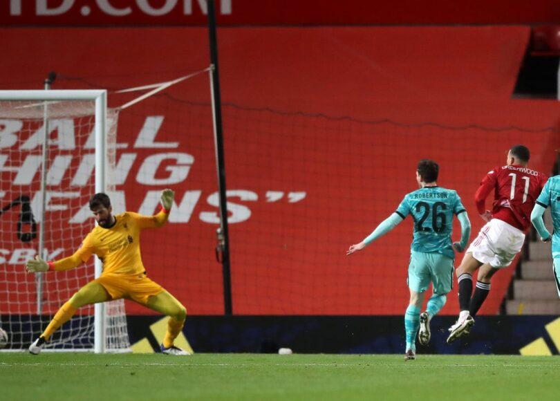 manchester united 3 2 liverpool live bruno fernandes salah goals fa cup match stream latest score - Onze d'Afrik - L'actualité du football