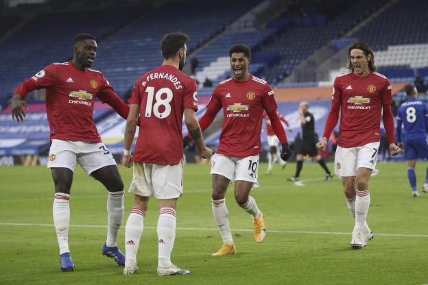 manchester united - Onze d'Afrik - L'actualité du football