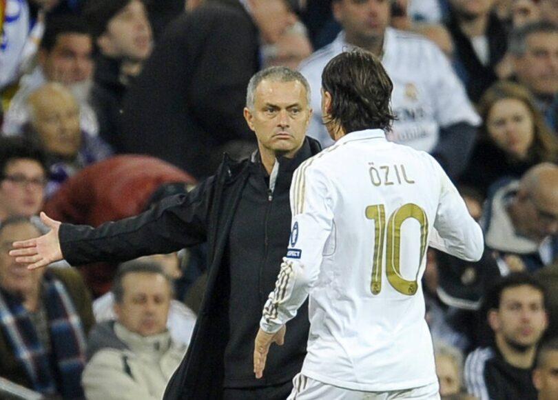 ozil mourinho real madrid 1uijicdl8l2vv194di9i9l9r39 - Onze d'Afrik - L'actualité du football