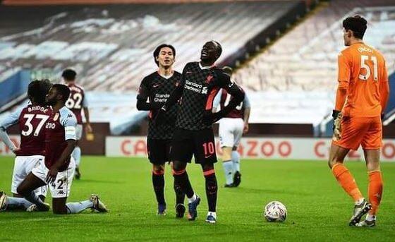 sadio mane - Onze d'Afrik - L'actualité du football