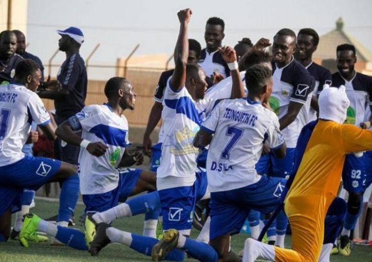 teungueth fc - Onze d'Afrik - L'actualité du football