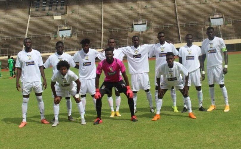 Jaraaf vs Platinium 2 - Onze d'Afrik - L'actualité du football