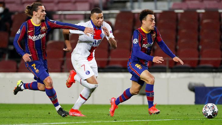 griezmann mbappe dest - Onze d'Afrik - L'actualité du football