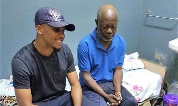 les confidences de norbert owona sur sa rencontre avec eto o il m a promis une maison 4096 actu - Onze d'Afrik - L'actualité du football