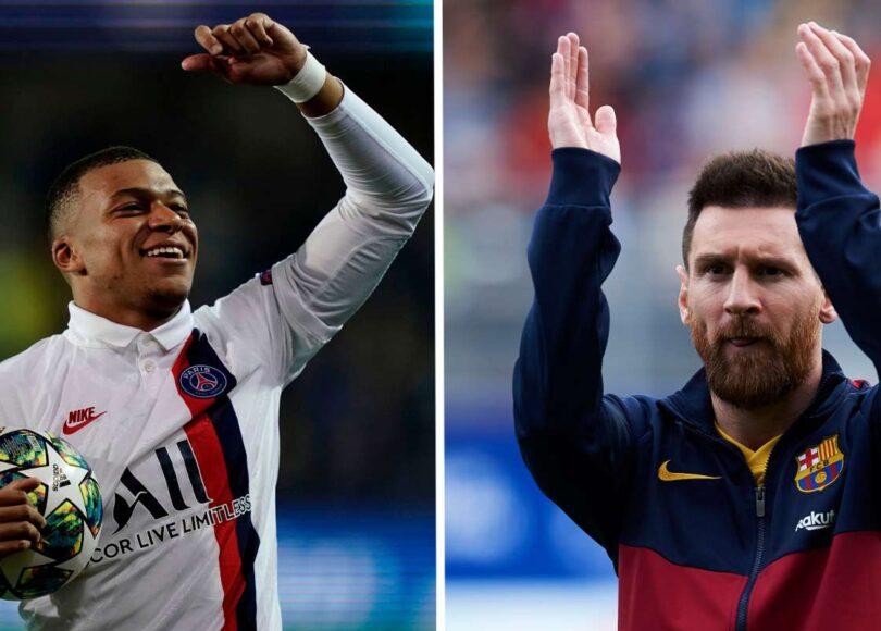mbappemessi split 2019 16ivo980wu1mh1bz673y7773j5 - Onze d'Afrik - L'actualité du football