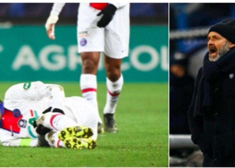 pascal dupraz dezingue la pleureuse neymar c captures decran twitter et montage 2582742 - Onze d'Afrik - L'actualité du football
