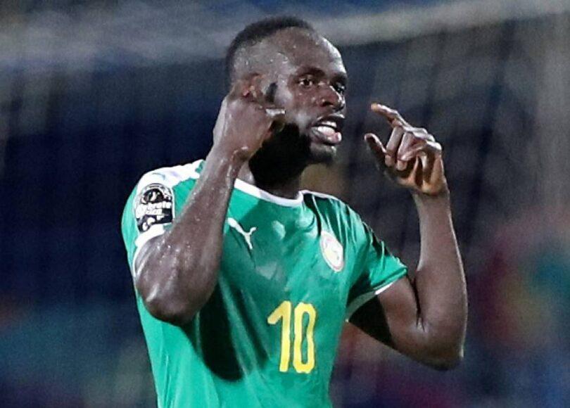 7916f - Onze d'Afrik - L'actualité du football