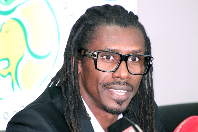 ALIOUNE CISSE - Onze d'Afrik - L'actualité du football