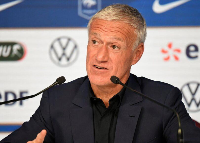 Didier Deschamps 989449 - Onze d'Afrik - L'actualité du football