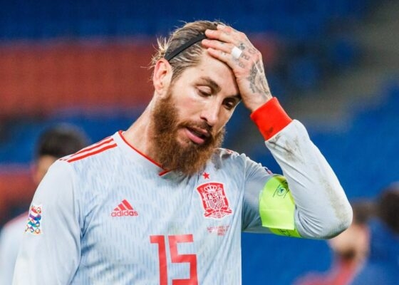 1200 L real madrid la nature de la blessure de sergio ramos est connue - Onze d'Afrik - L'actualité du football