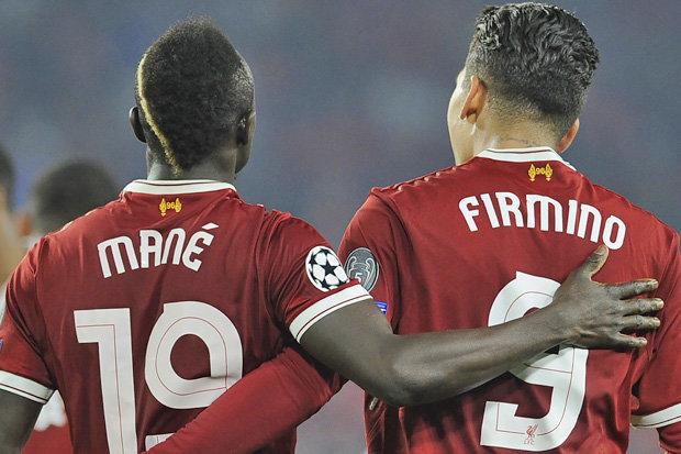 Sadio Mane Roberto Firmino - Onze d'Afrik - L'actualité du football