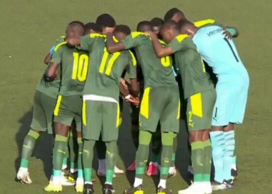 lions 0 - Onze d'Afrik