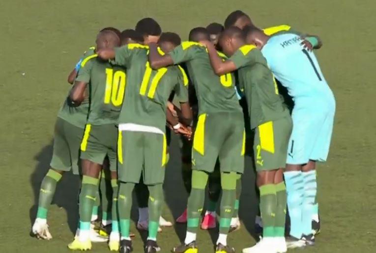 lions 0 - Onze d'Afrik - L'actualité du football