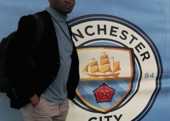 manchester city - Onze d'Afrik