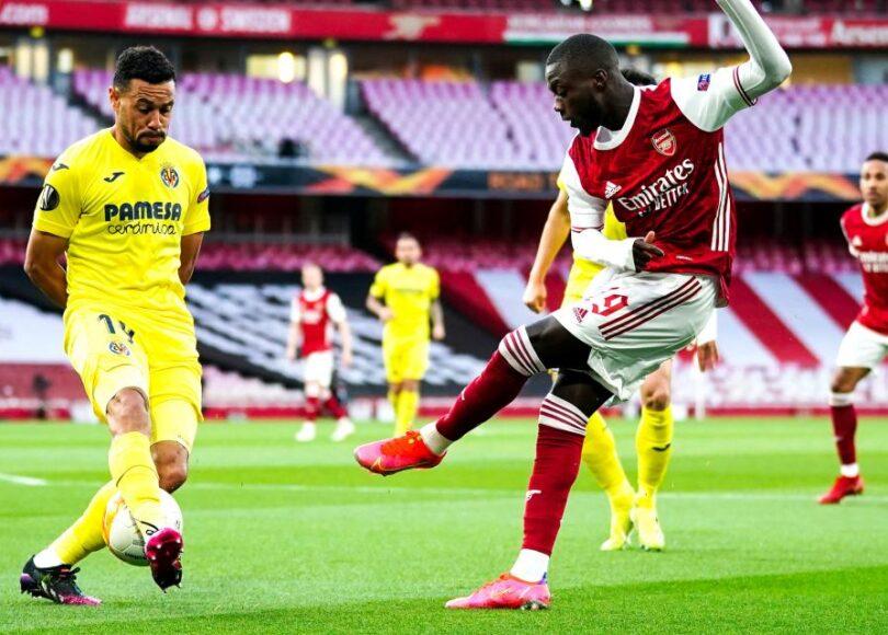 1200 L as roma manchester united arsenal villarreal suspense toujours intact la pause - Onze d'Afrik - L'actualité du football