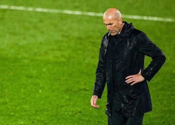 1200 L chelsea real madrid les mots forts de zidane son groupe ont fuit avant la revanche - Onze d'Afrik - L'actualité du football