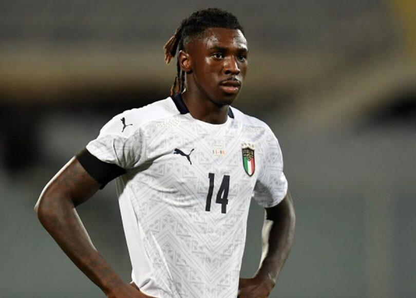 1200 L psg moise kean finalement prsent long terme dans la capitale - Onze d'Afrik - L'actualité du football