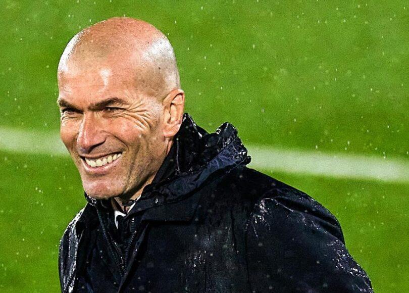1200 L real madrid deux gros coups de pouce pour zidane avant chelsea - Onze d'Afrik - L'actualité du football