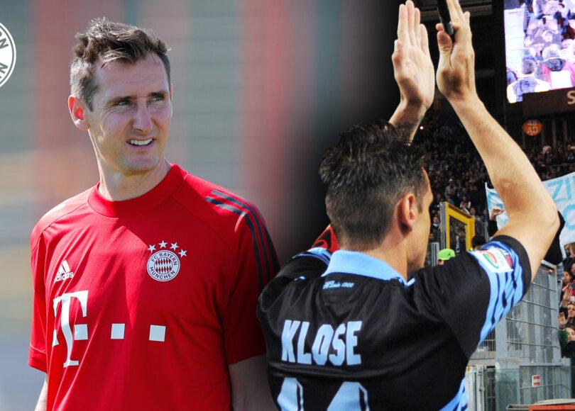 210222 Klose vor Lazio 1 - Onze d'Afrik - L'actualité du football