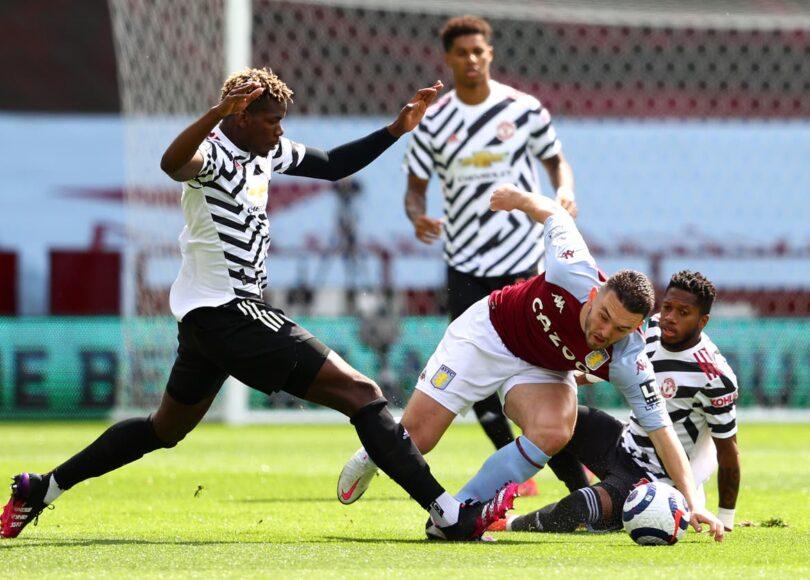 Aston Villa vs Manchester United LIVE resultat en Premier League - Onze d'Afrik - L'actualité du football