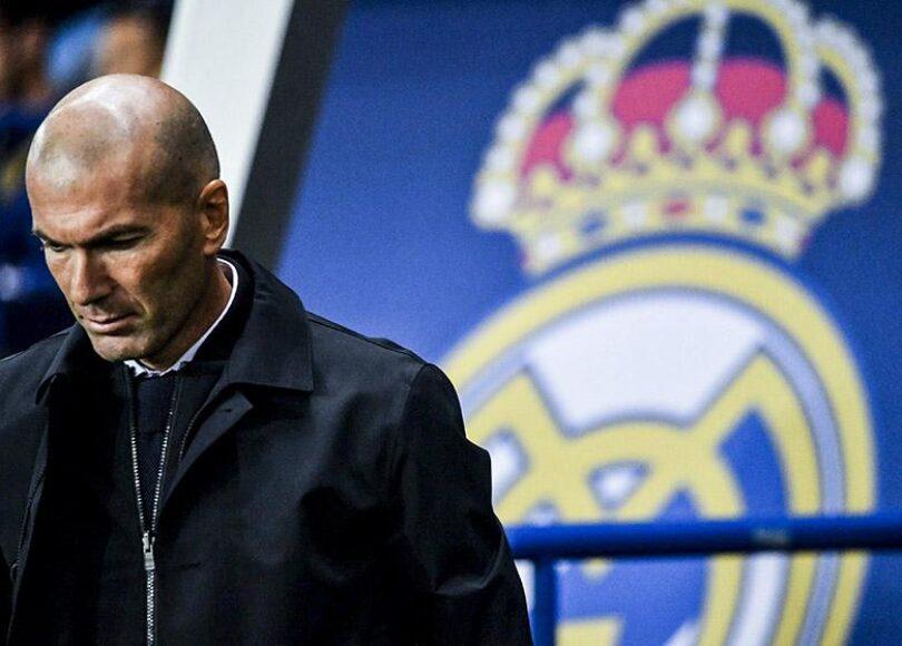 Atalayar Zinedine Zidane entrenador Real Madrid PORTADA 0 - Onze d'Afrik - L'actualité du football