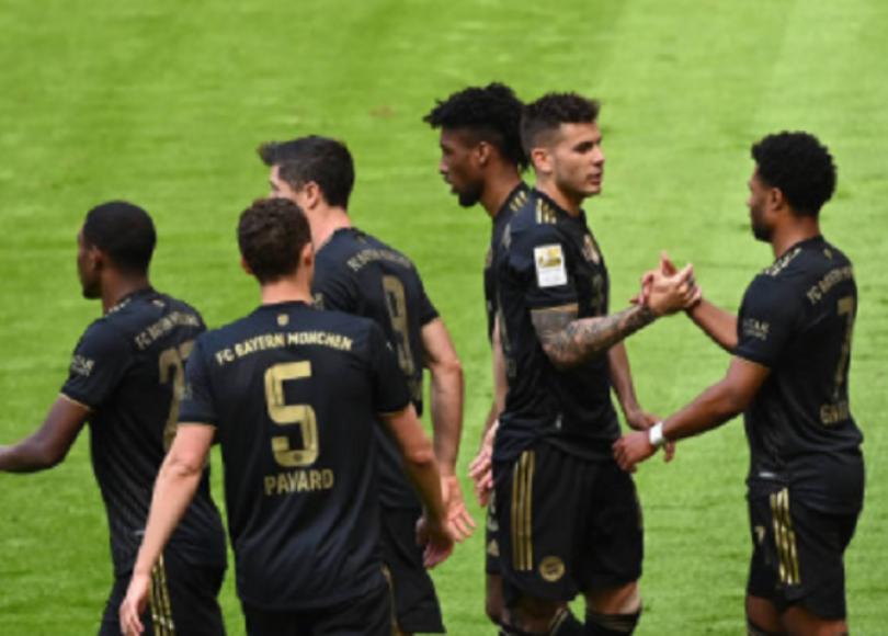 Capture 98 - Onze d'Afrik - L'actualité du football