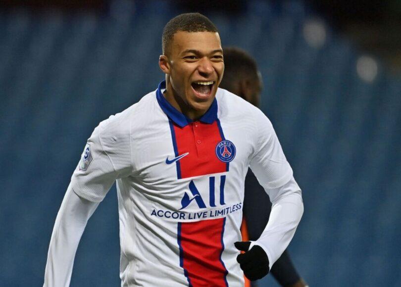 Kylian Mbappe Montpellier Ligue 1 2020 - Onze d'Afrik - L'actualité du football