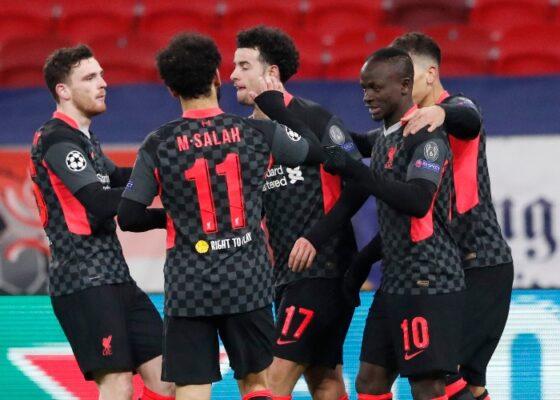 LIVERPOOL - Onze d'Afrik - L'actualité du football