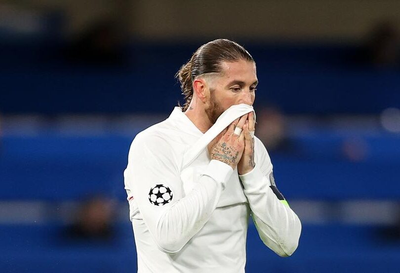 Sergio Ramos Fucked yes. Sunk never 1 - Onze d'Afrik - L'actualité du football