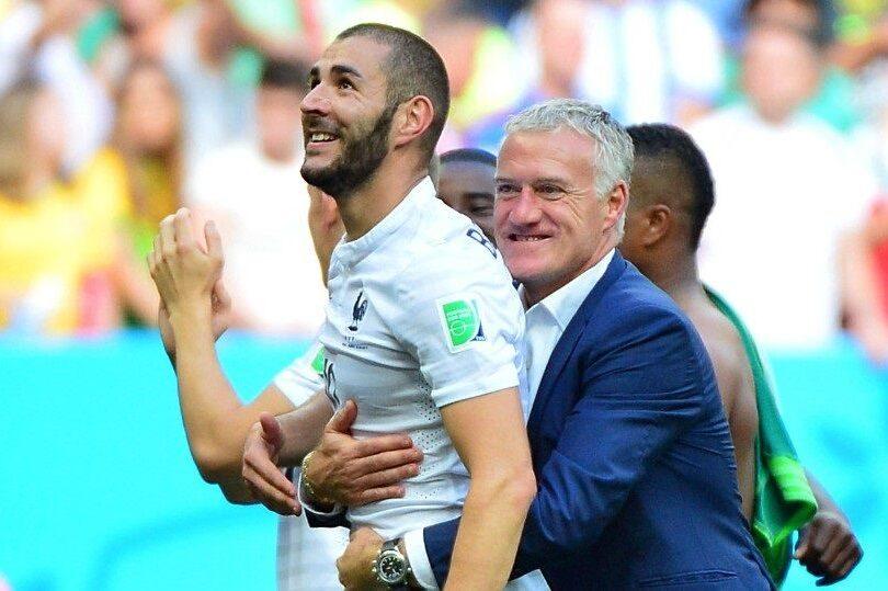 benzema deschamps - Onze d'Afrik - L'actualité du football