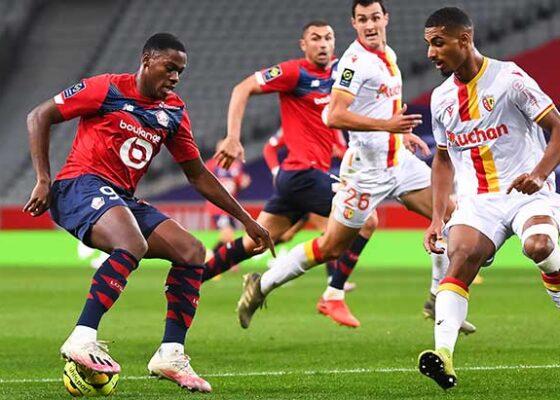 david bade lille lens - Onze d'Afrik - L'actualité du football