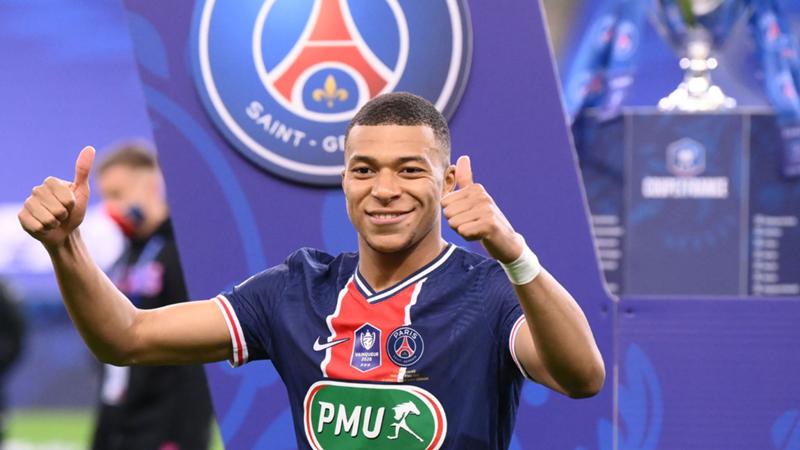 kylian mbappe victoire coupe de france cropped 1fnt2jihnkbzv179dwasllzq4t - Onze d'Afrik - L'actualité du football